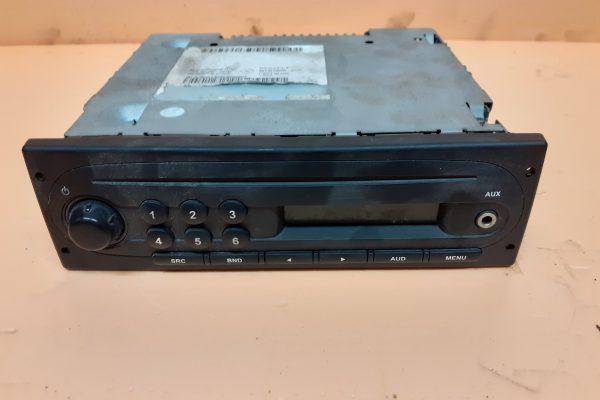 RADIO CD MASTER MOVANO NV400 10- 281151362R