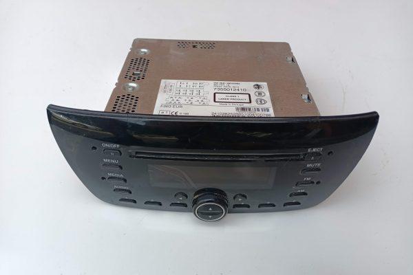 RADIO FIAT DOBLO OPEL COMBO 10- 7355012410
