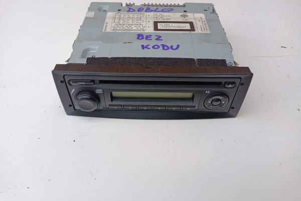 RADIO FIAT DOBLO OPEL COMBO 10- 7355124860