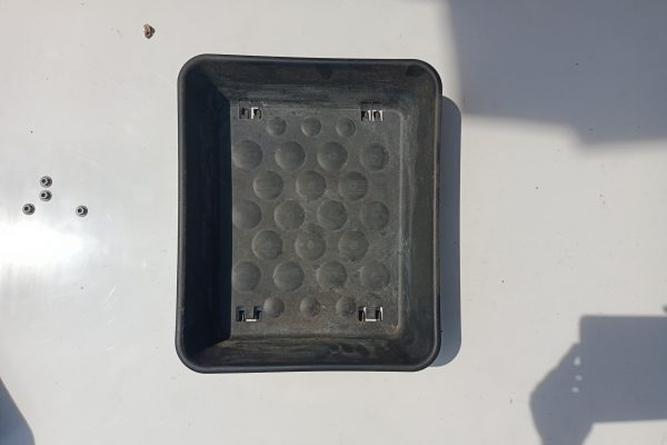 SCHOWEK POD FOTEL FIAT DUCATO CITROEN JUMPER BOXER 06-
