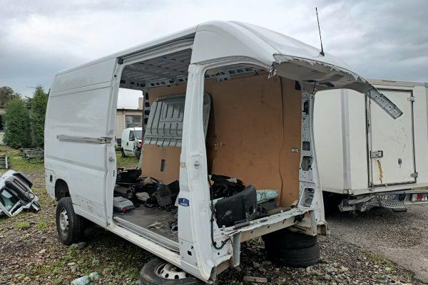 KAROSERIA L3H2 FIAT DUCATO PEUGEOT BOXER CITROEN JUMPER 2018R